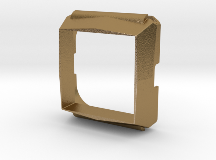 Timesquare wordclock housing 3d printed