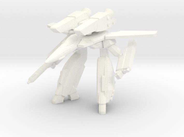 VF-1A Gerwalk 1/285 3d printed