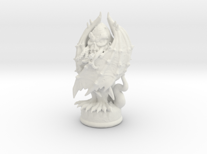 Cthulhu King Piece 3d printed