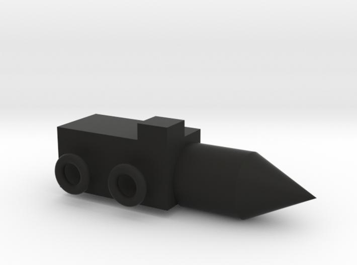 工程車 3d printed