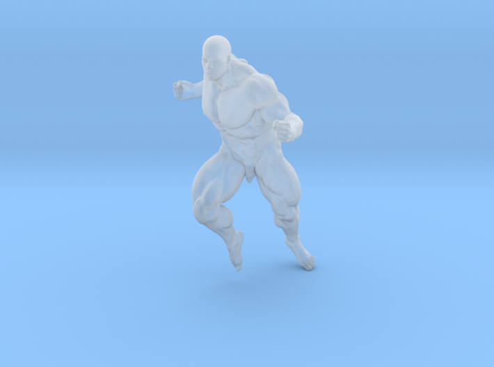 Mini Strong Man 1/64 001 3d printed