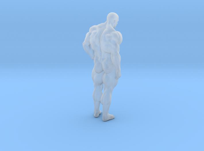 Mini Strong Man 1/64 008 3d printed