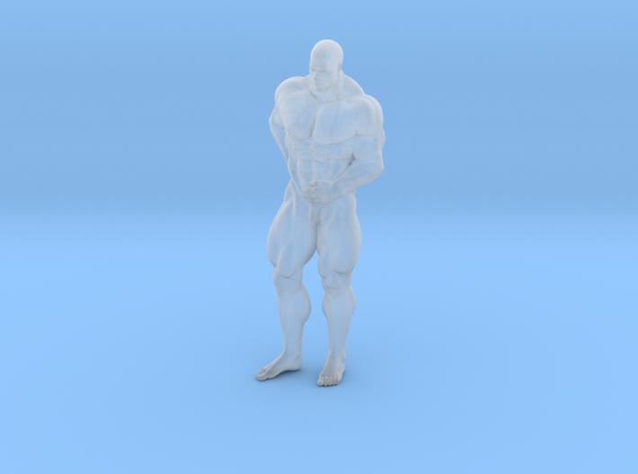 Mini Strong Man 1/64 012 3d printed