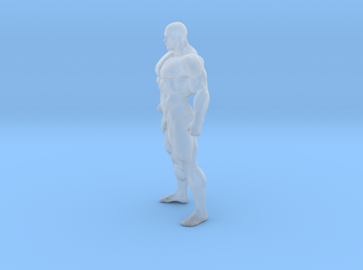 Mini Strong Man 1/64 025 3d printed