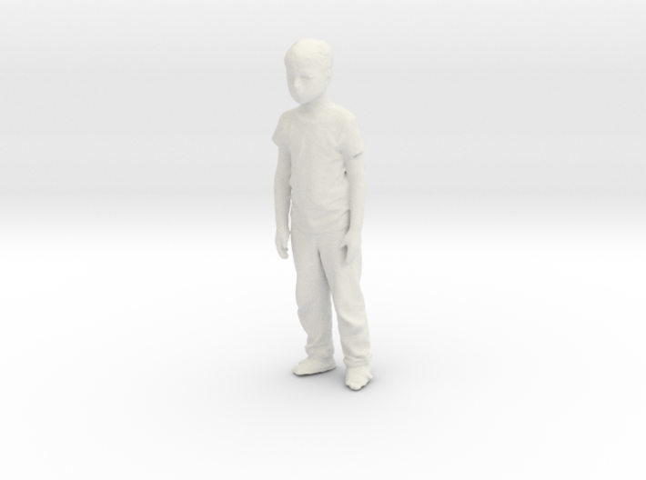 Printle C Kid 024-w/o base 3d printed