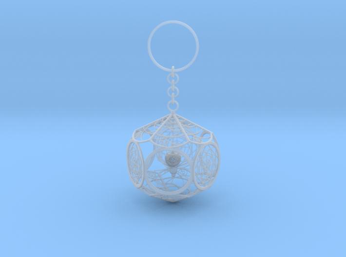 Spider nest 3d printed