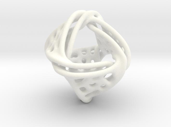 Tetra-doucov 3d printed