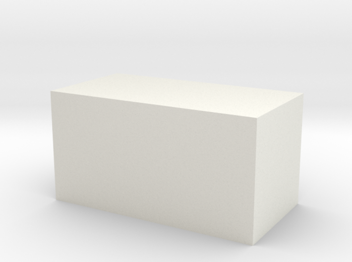 The largest WSF object you can buy on Shapeways 3d printed