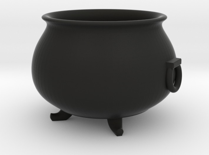 Tabletop: Cauldron with Feet 3d printed