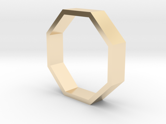 Simple 3d printed