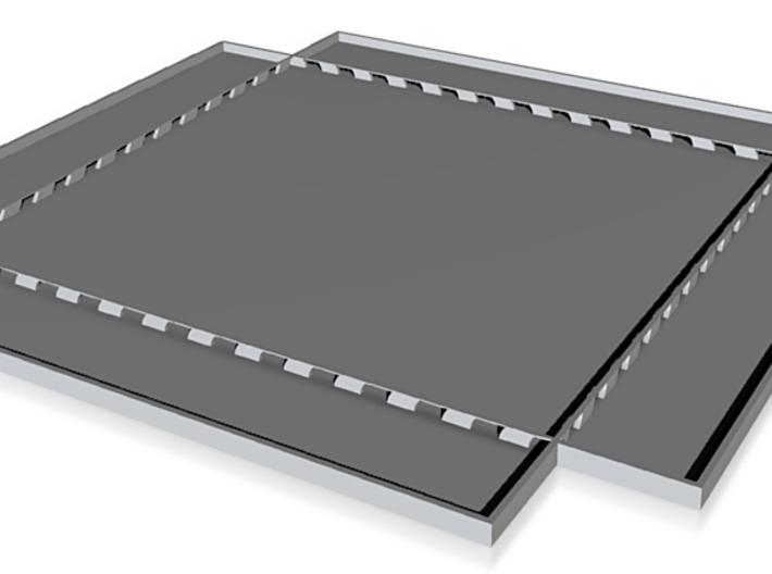 G1.0flatbox 3d printed
