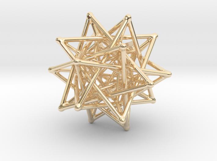 Flexo the Star 3d printed