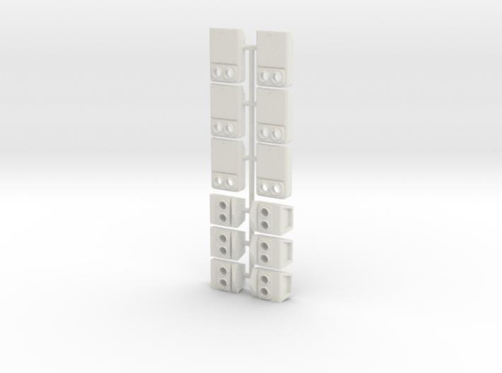 SP Rebuild Pack (G - 1:29) 3d printed
