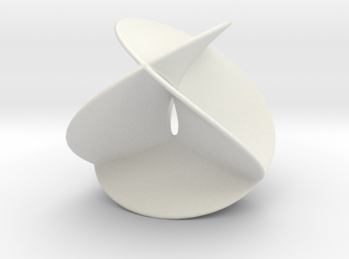 Henneberg surface without center 3d printed