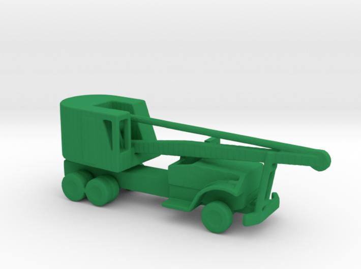 1/200 Scale Brockway C666 Pontoon Bridge Crane 3d printed