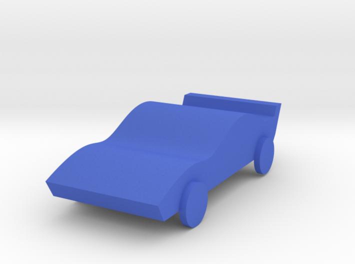 Sport Car 3d printed