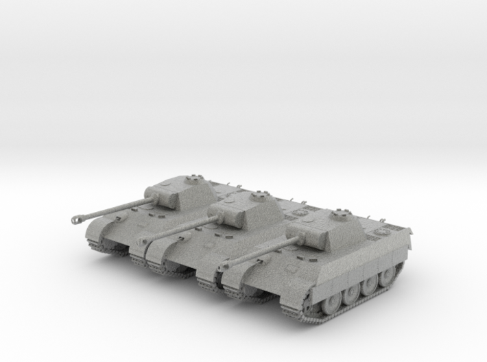 3 Panthers 3d printed