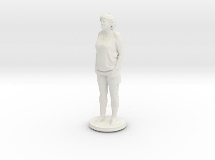 Printle C Femme 317 - 1/24 3d printed