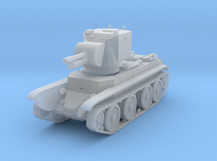 PV105C BT42 Assault Gun (1/87) 3d printed
