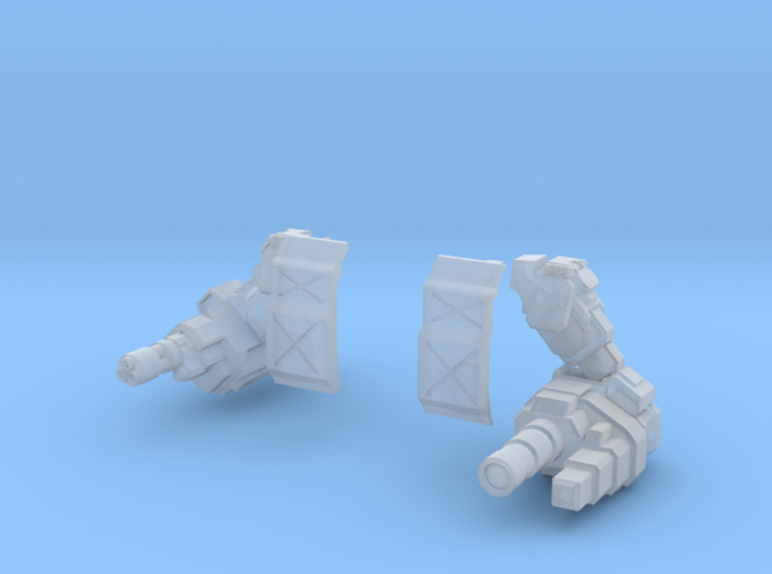 Avatar E Upgrade Kit 3d printed
