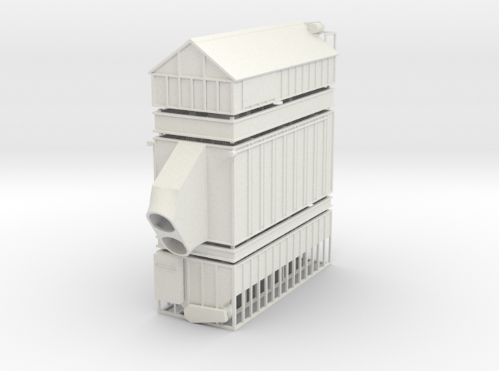 Dry Mohr corn grain Dryer 3d printed