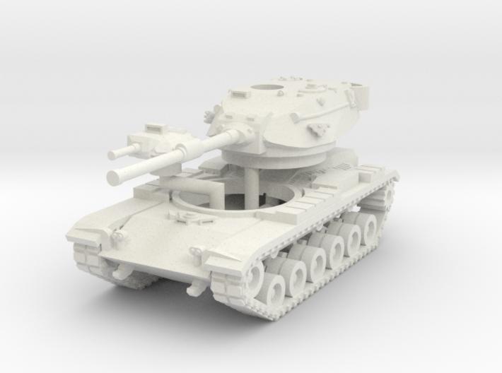 MG144-US02C M60A1 MBT (Smoke) 3d printed