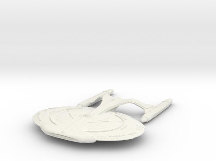 Norcross Class BattleShip 3d printed