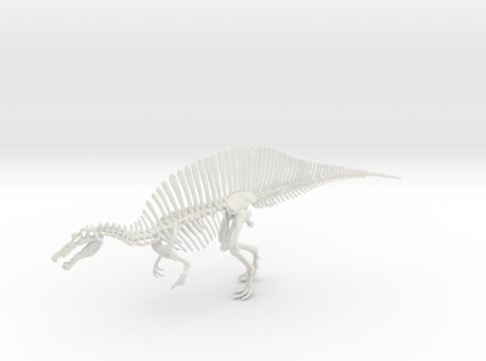 Spinosaurus Skeleton 3d printed