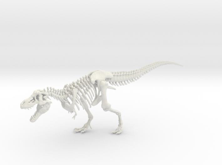 Tyrannosaurus Skeleton 3d printed