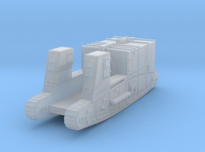 1/285 Gun Carrier Mk.I Supply 3d printed