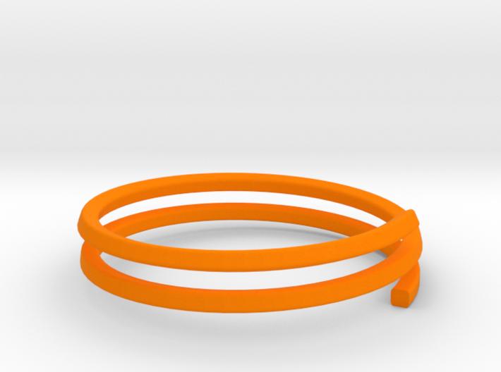Bracelet GH X Large 3d printed