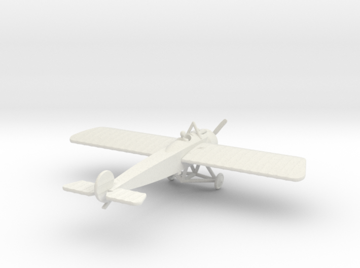 Fokker E.IV 3d printed 1:144 Fokker E.IV