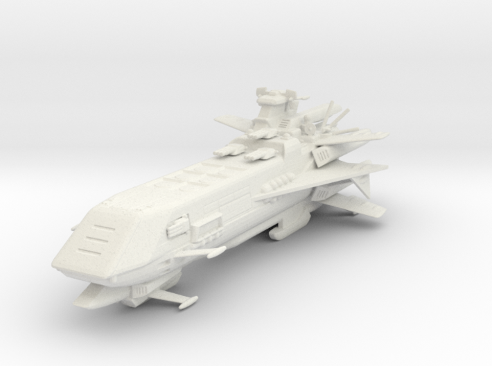 Star Sailers - Icarus - Deployment Ship 3d printed