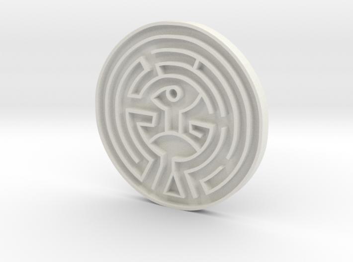The Maze Replica Westworld 3d printed