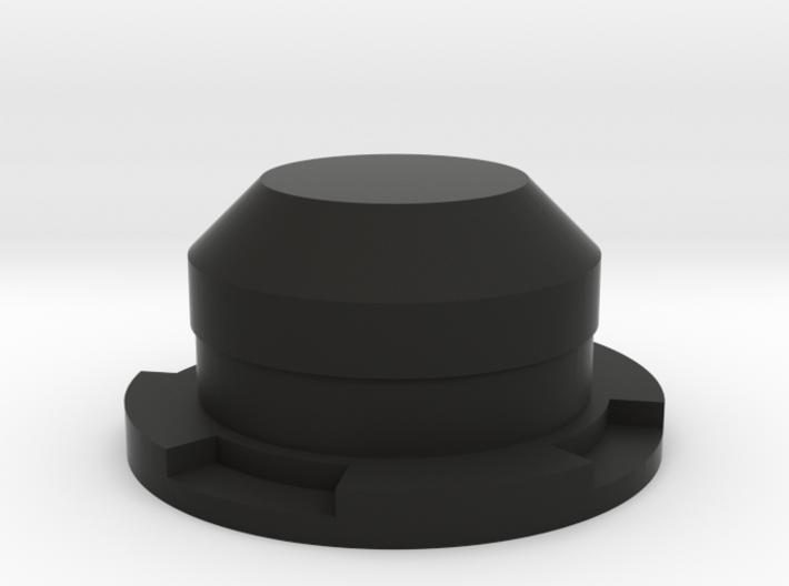 JConcepts Tribute Wheels Plug 3d printed