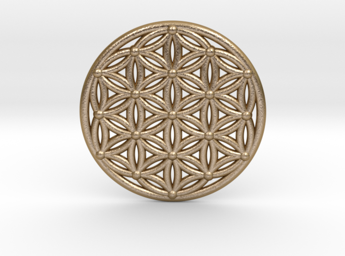 Flower Of Life - Medium 3d printed