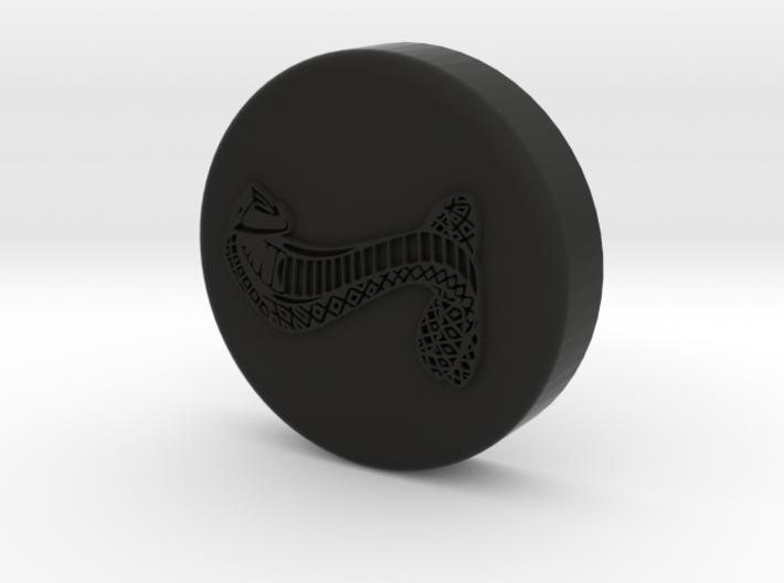 Cobra Brake Resevoir Cap Cover 3d printed