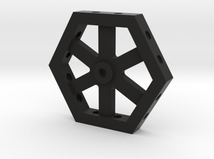 6-camera Base 3d printed