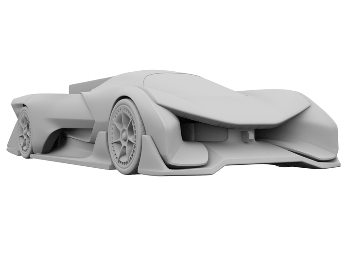 FFZero1 - FaradayFuture [100-150mm] 3d printed