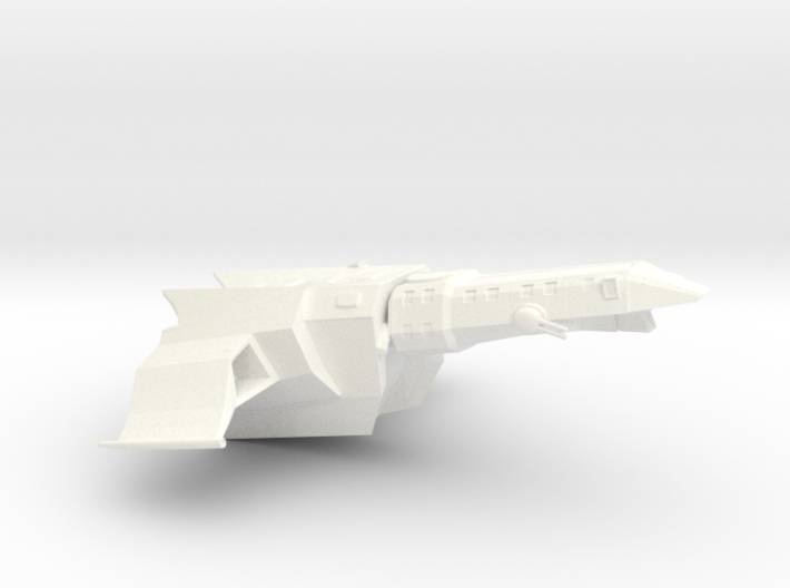 Spaceship 3d printed