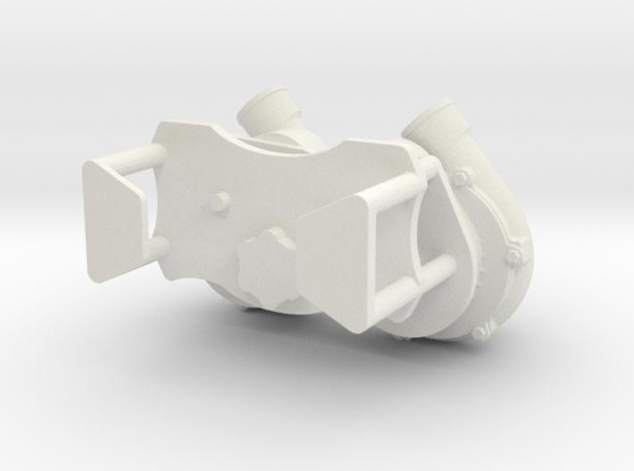 Procharger Dual Crank Mount 1/8 3d printed