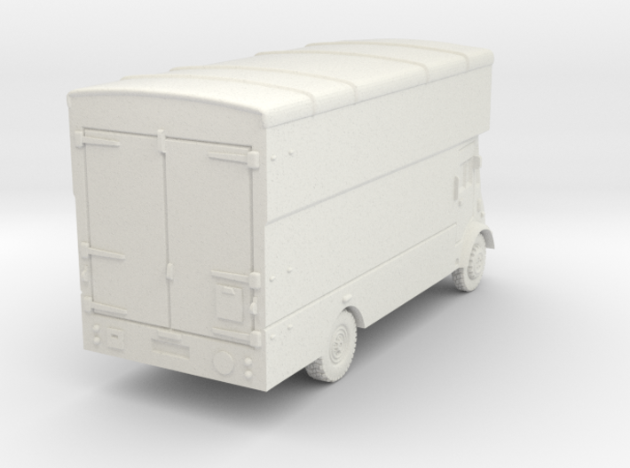 TT Gauge Furniture Van 3d printed