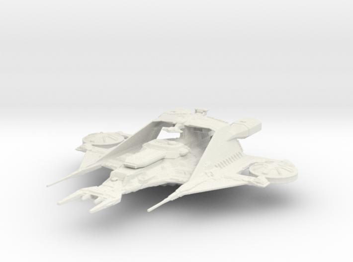 Draconia (Buck Rogers), 1/50K 3d printed