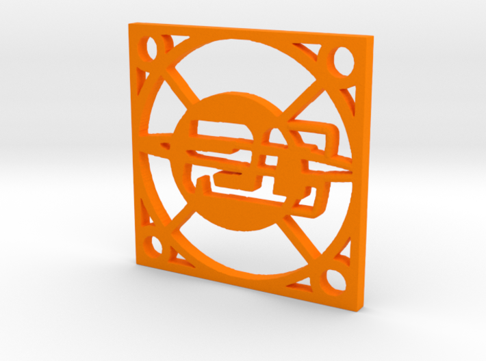 fan Grille 30x30 Rc Concept 3d printed