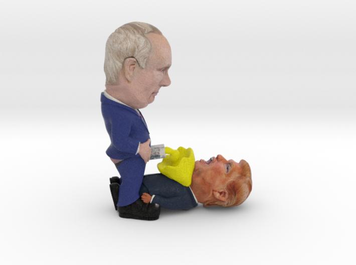 Trump Golden Showers New LG 3d printed