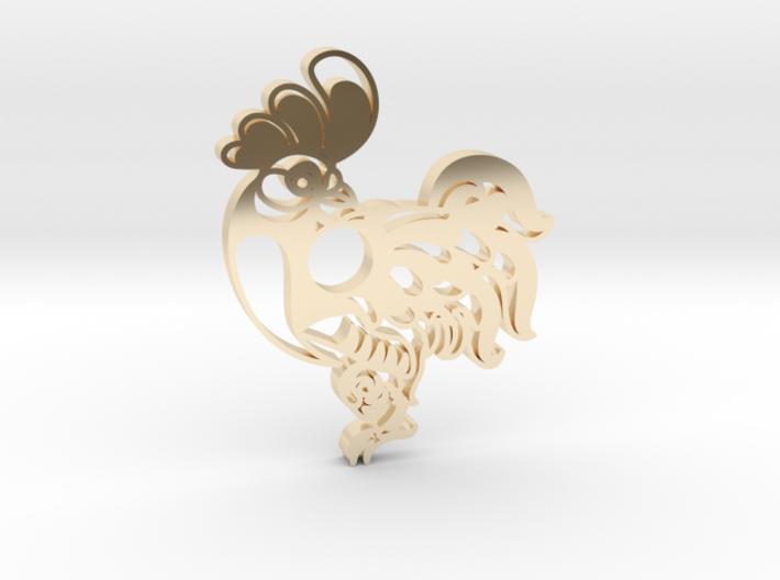 Chinese Symbol 3d printed