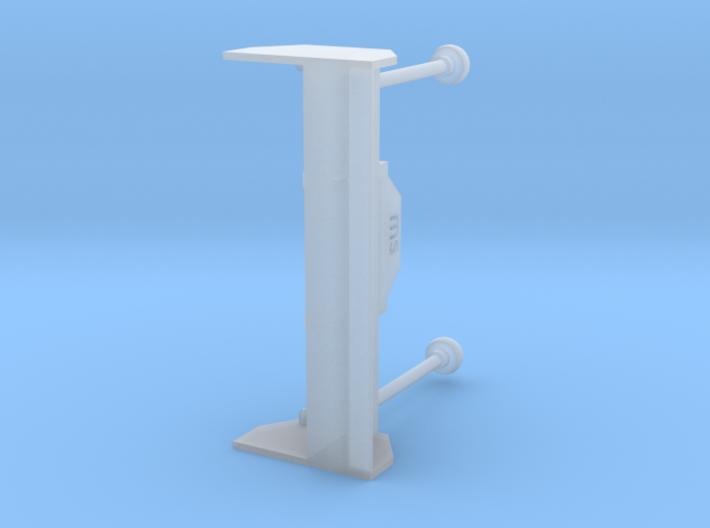 Shovel L60-90 Levelbord 3d printed