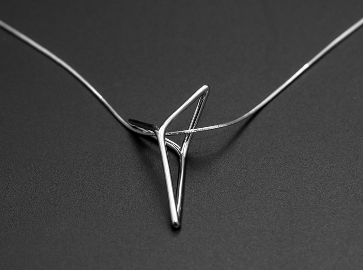 YOUNIVERSAL fine, pendant. 3d printed
