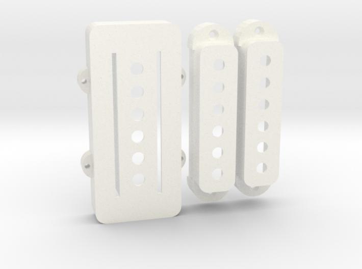 Pawn Shop Bass VI Set 3d printed