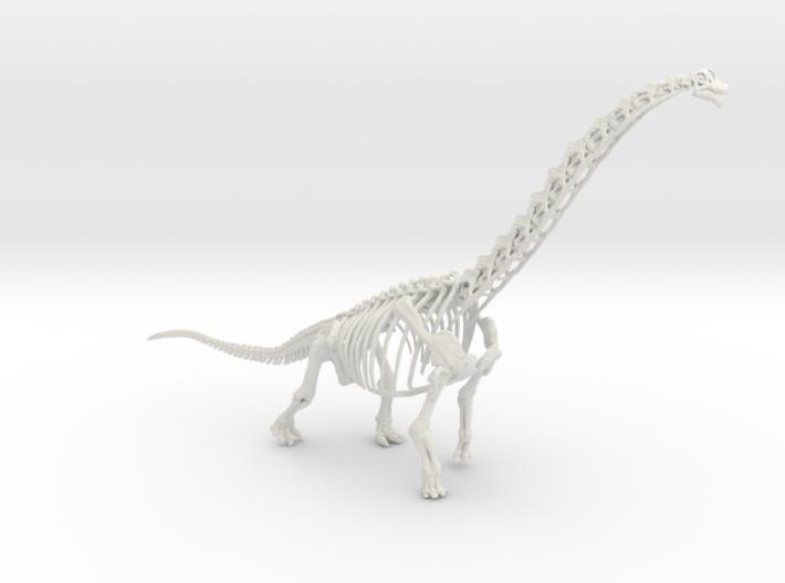 Brachiosaurus Skeleton (Large / Extra Large size) 3d printed